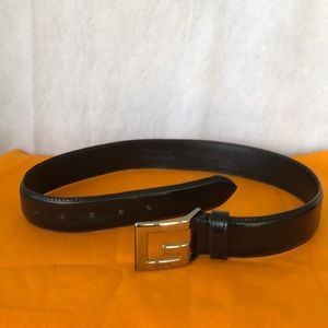 Guess? USA genuine leather belt made in U.S.A.